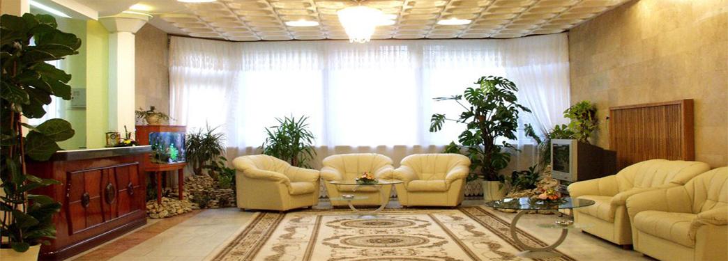 Контакты гостиницы Брянск в